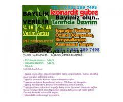 TOPRAK , DÜZENLEYİCİ , SATIŞI ,  ( Leonardit )